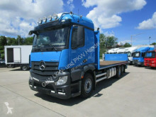 camion Mercedes ACTROS 2540 L Plateau 7,2 m*ADR* MITNAHMESTAPLER