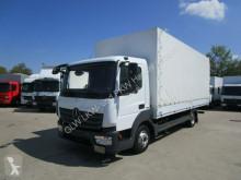 Mercedes ATEGO IV 818 L Pritsche/Plane 6 m LBW 1 to.*AHK truck