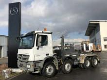 vrachtwagen Mercedes Actros 3541 K 8x4 Abrollkipper Meiller