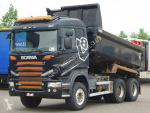 Scania R620 V8 6x4 TIPPER / BIG AXLES / STEEL SUSPENSIO truck