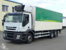 ciężarówka Iveco Stralis 360*Euro 5*EEV*Carrier Supra*LBW*Rolltor
