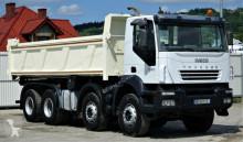 ciężarówka Iveco Trakker 380 Kipper + Bordmatic 6,10m 8x4