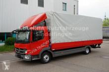 Mercedes Atego 818L Pritsche 7,12m Plane LBW Klima Kamera truck