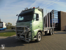 грузовик Volvo FH13 540 Globetrotter / Wood Transport / Full Steel / Manual / 6