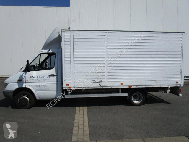 Voir les photos Camion Mercedes KOFFER 411CDI 411 CDi