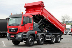 MAN TGS 35.360/8X4/2 SIDED TIPPER/TAIL LIFT/EURO 6/ truck