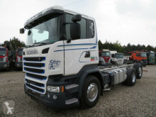lastbil Scania R450 6x2 Euro 6 Chassis