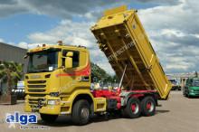 camion Scania R480CB 6x4, Plane, Bordmatik, 1x Schlafliege