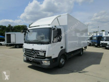 Mercedes ATEGO IV 818 L Koffer 6 m LBW 1 to.*KLIMA*AHK truck