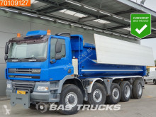 camion Ginaf X 5450 S 10X8 Manual Big-Axle Lenk-Liftachse