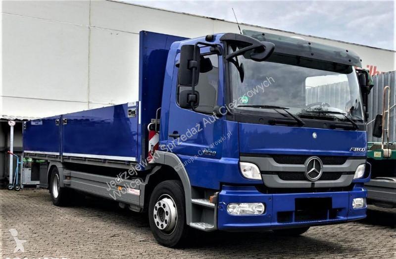Zobaczyć zdjęcia Ciężarówka Mercedes 1229 / niski przebieg / zadbane auto /