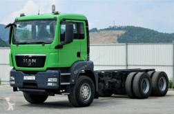ciężarówka MAN TGS 33.320 6x4 Fahrgestell + Hydraulik!