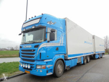 Scania R480 Topline / Fridge Combi / Manual / Retarder / Euro 5 / NL Tr trailer truck
