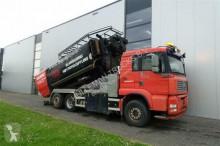 камион каналопочистваща машина MAN