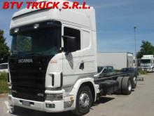 camion Scania 124 470 MOTRICE A TELAIO
