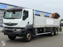 Renault LKW Pritsche