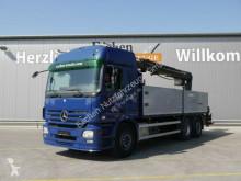 Mercedes 2544 LL, HIAB 185 K Heckkran, Kühlbox, Klima truck