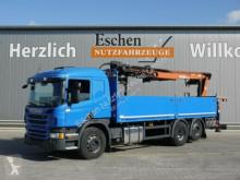 Scania P 360, 6x2, Atlas 186.3 V Kran, Bl/Lu, Klima LKW