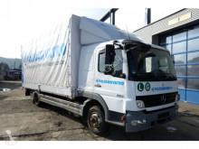Mercedes 822 L Edscha Klima AHK truck