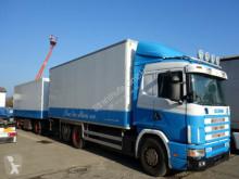 Scania 144/460 + Anhänger