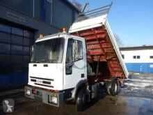 Iveco ML 80 E18 AHK PK Filter truck
