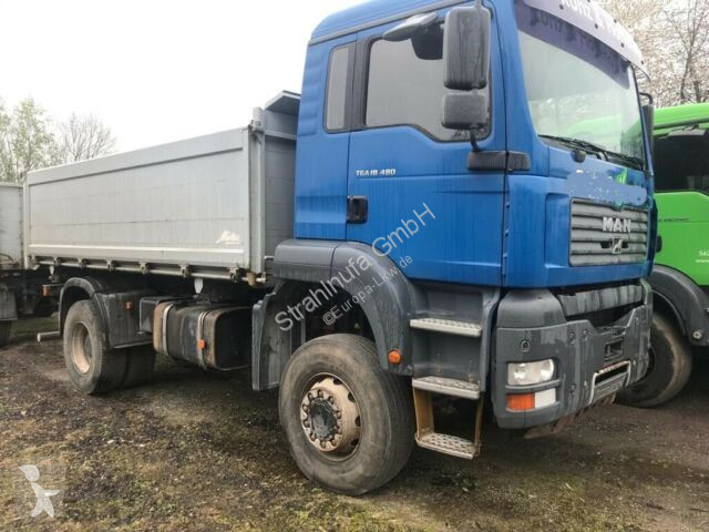 View images MAN 18.480 4x4  truck