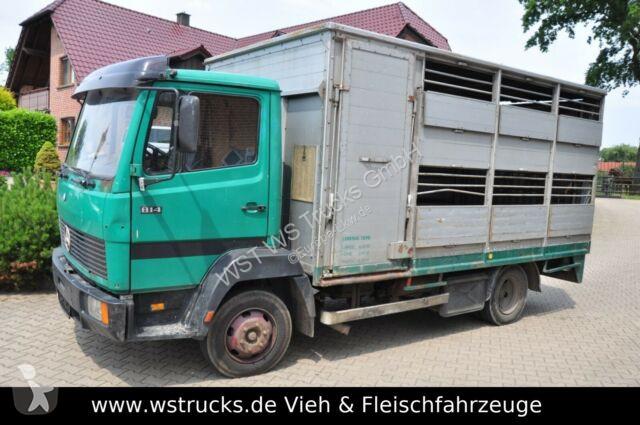 Gemeinsame Gebrauchte Viehtransporter, 161 Anzeigen von Viehtransporter @BY_05