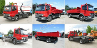 camion Mercedes Atego 1529 L Wechselfahrgestell Wechselsystem