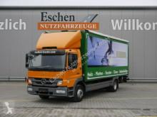 Mercedes 1222 L 4x2, Wingliner, Bl/Lu, 1,5 t LBW, Klima truck