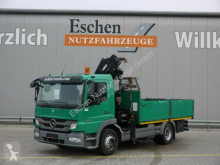 Mercedes 1222 L, Atego 2, Atlas 88.3 Kran, Klima, Bl/Lu truck