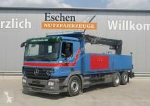 Mercedes 2544 LL 6x2, Hiab 185 K Kran, Klima, Retarder truck