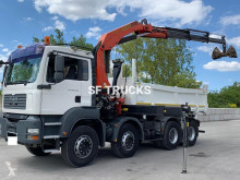 n/a two-way side tipper truck