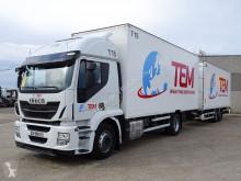 camião furgão Iveco