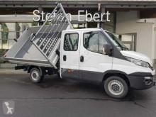 Iveco Daily 35 S 12 3 Seiten Kipper AHK DoKa truck