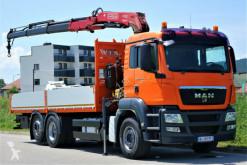 ciężarówka MAN TGS 26.400 Pritsche 7,00 m + Kran *6x2!