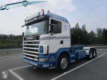 камион Scania 144-460 6x2 Spring