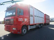 camion remorque bétaillère DAF