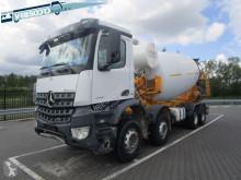 n/a MERCEDES-BENZ - Arocs 4142 12M3 Big Axle truck
