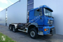 MAN 30.464 4X4+1 HOOK MANUAL EURO 3 truck