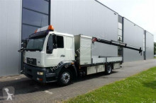 camion MAN 12.250 4X2 MANUAL EURO 3 FASSI M30A.13 (2007)