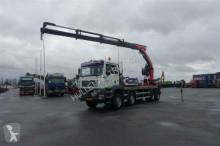 camion MAN TGA32.360 8X4 PALFINGER PK21502 EURO 3