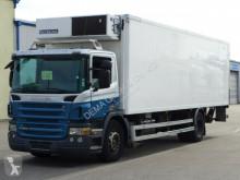ciężarówka chłodnia Scania
