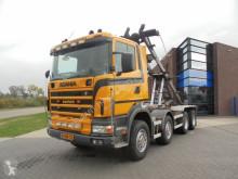 vrachtwagen Scania 144G460 / 8x4 / Full Steel / Manual / NL Truck / 660.000 KM
