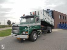 vrachtwagen Scania 82H Torpedo / Kipper / Full Steel / Manual / NL Truck