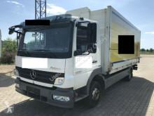 Mercedes 1222L Getränke Koffer, Tauschmotor mit 70TKm truck