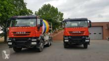 camion Iveco AD260T36 6x4 7Qubik Liebherr Euro:5 ZF-Schalte