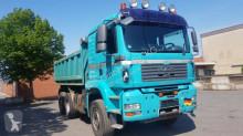 MAN 26.440 TGA Meiller/Jet/Stahl Bordmartic-Links LKW