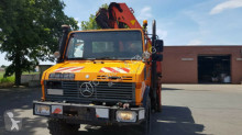 ciężarówka Unimog MERCEDES-BENZ - 1450