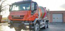 camion Iveco AD260T36 6x4 7Qubik Stetter Euro:5 ZF-Schalte