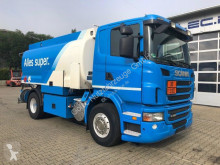 камион Scania G320 4x2 Euro 5 Tankwagen 3 Kammern Ob & Untenbe